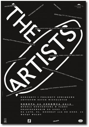 THE ARTISTS VOL. 1