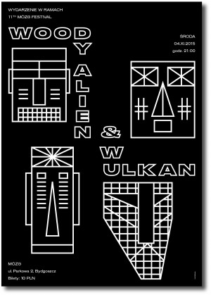 WOODY ALIEN & WULKAN